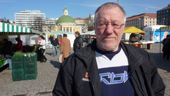 Jääkiekkolegenda Timo Nummelin.