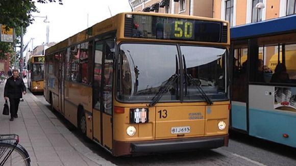 Rauma Turku Bussi