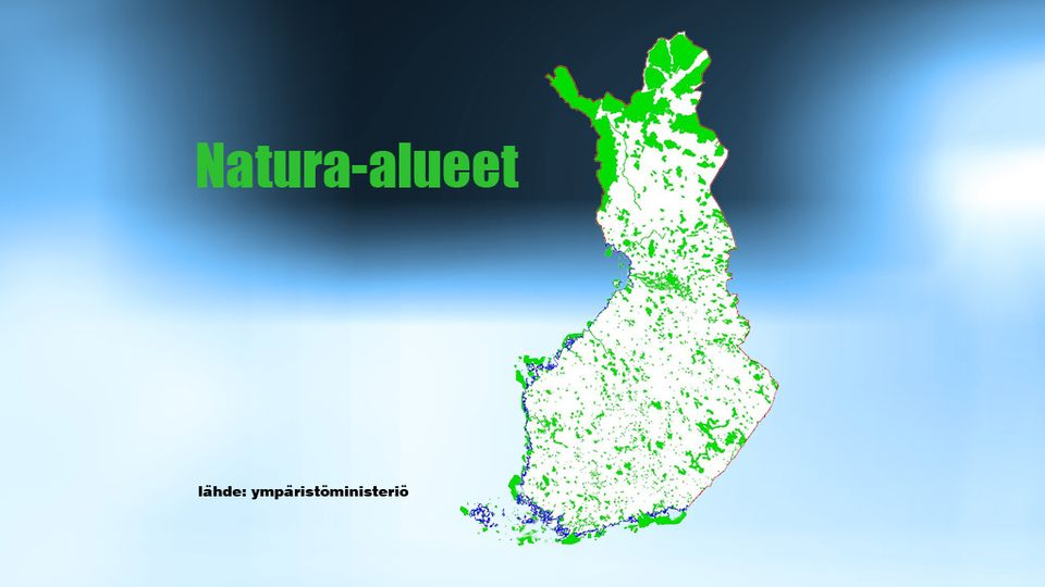 Natura Alueet