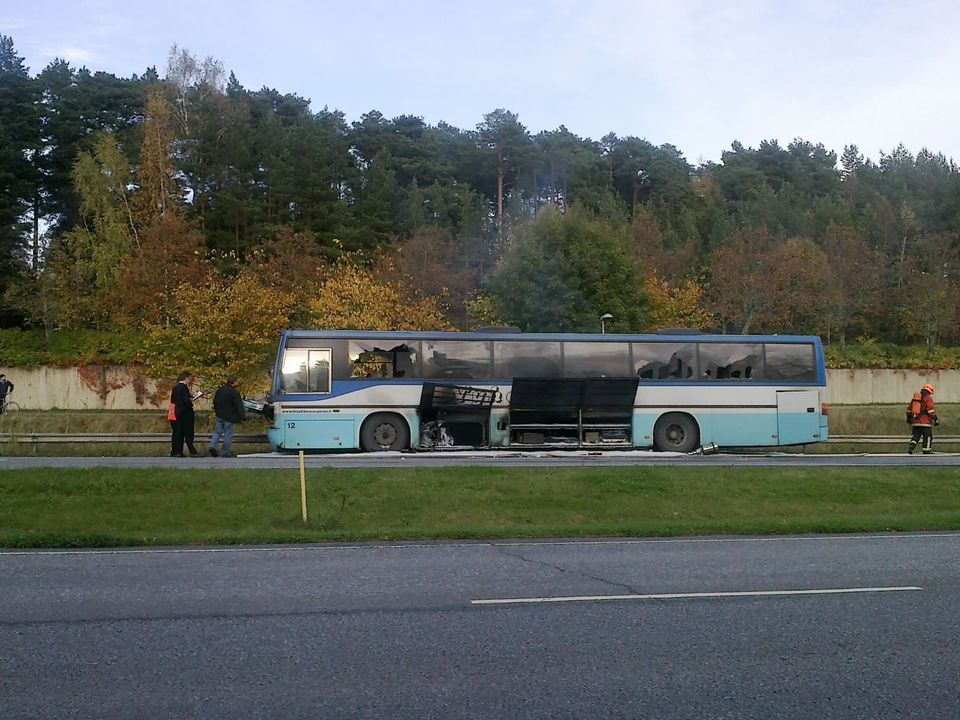 linja auton kuljettaja Kotka