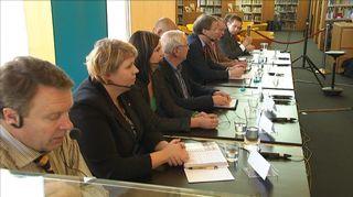 Video: Yle Turun vaalipaneeli 2012