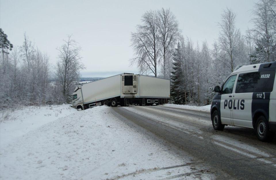 Liikenneonnettomuus Mikkeli