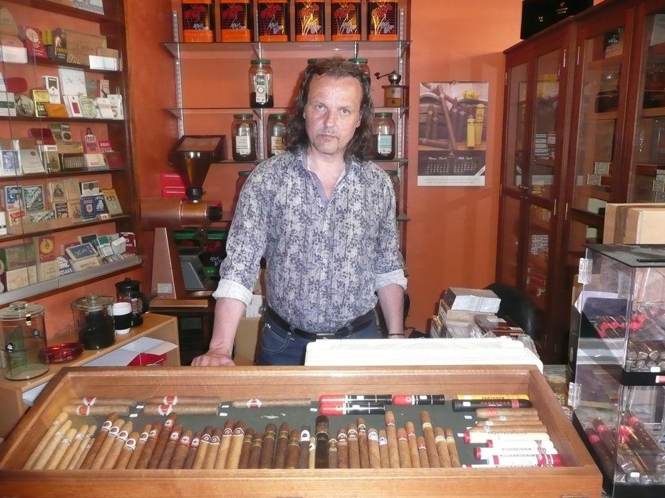 Tupakkakauppa Tallinna