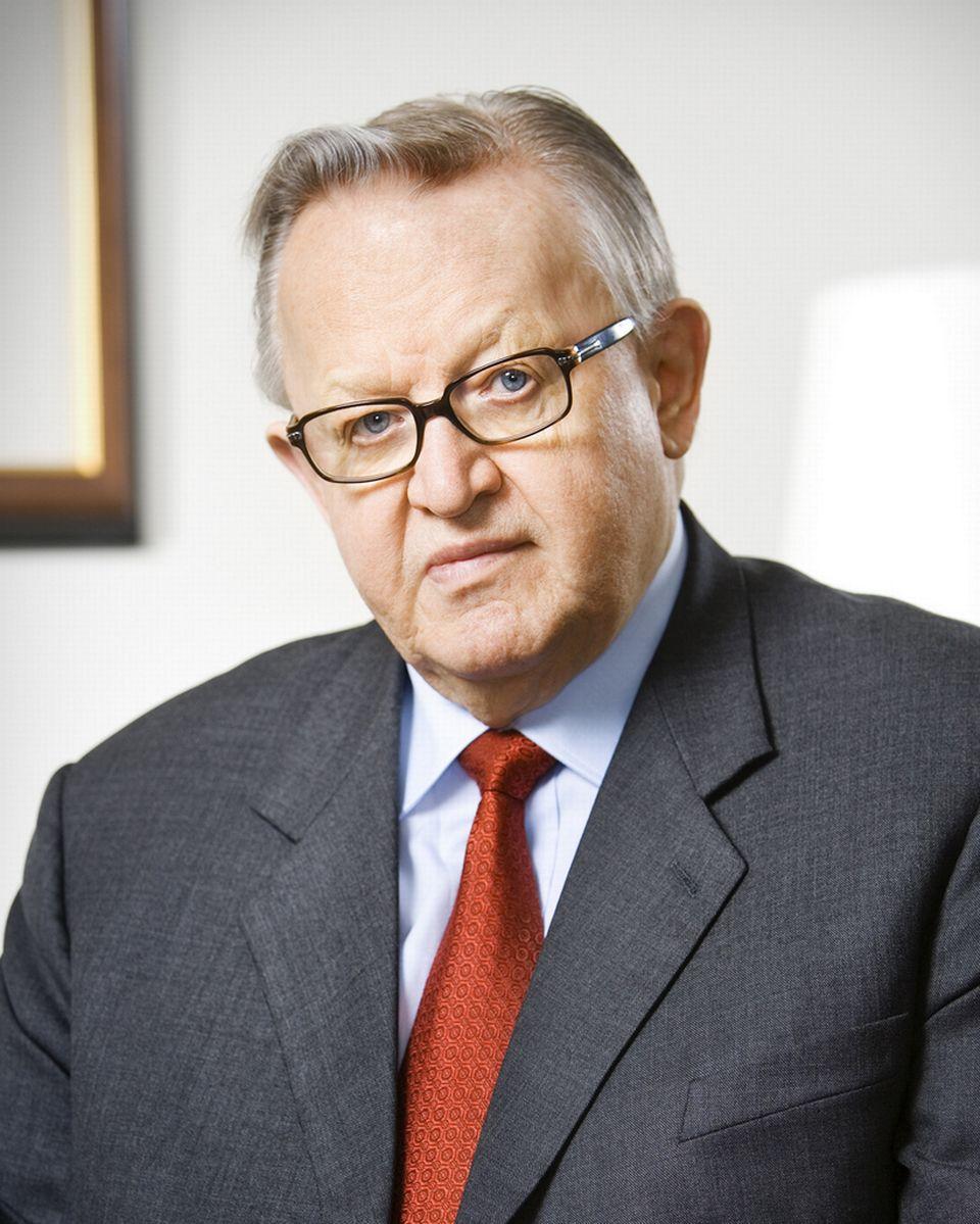 Ahtisaari Martti