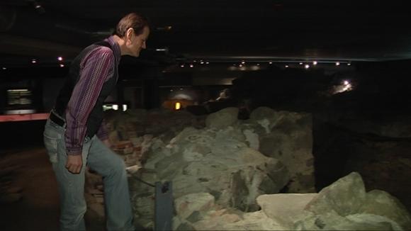 Pargasin talon rauniot Aboa Vetus & Ars Nova -museossa