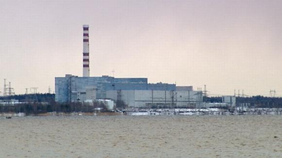 Sosnovyi Borin vanha ydinvoimala.