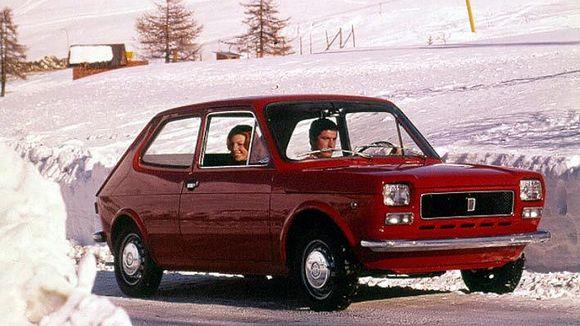 Fiat 127.