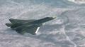Venäjän uusi hävittäjäkone.