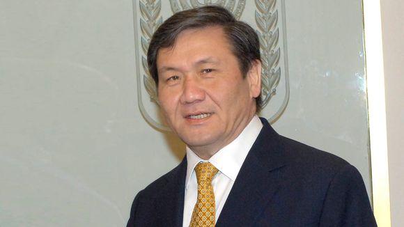 Enkhbayar Nambar
