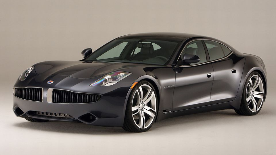 Reuters: Fisker to res...