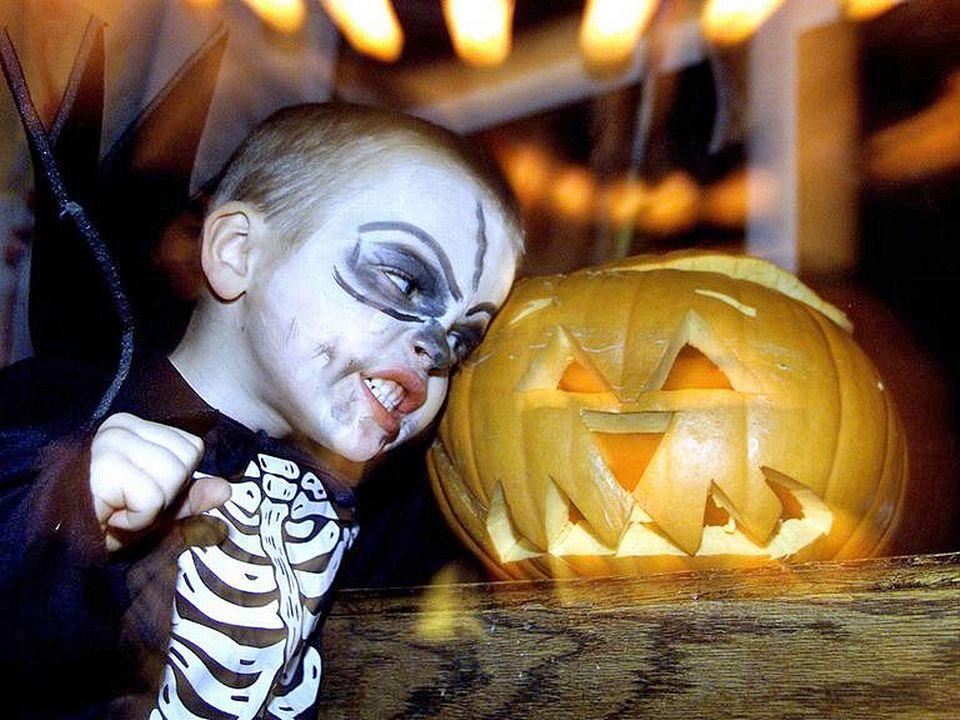 halloween juhlat Varkaus