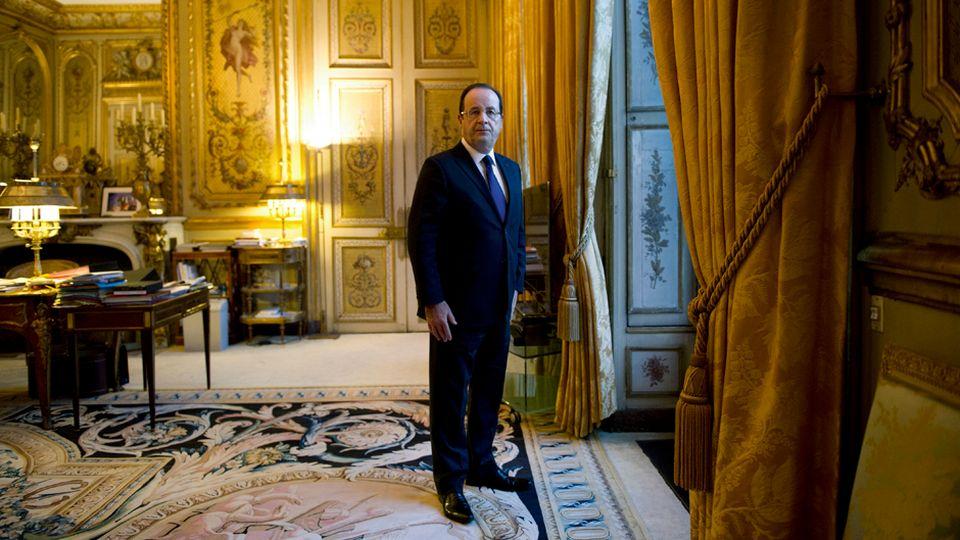 Ranskan presidentin