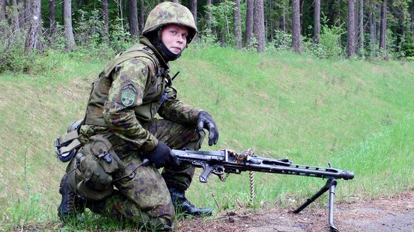 Viron Armeija