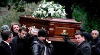 Alexander Litvinenko haudattiin Lontoon Highgaten hautausmaalle 7. joulukuuta 2006.
