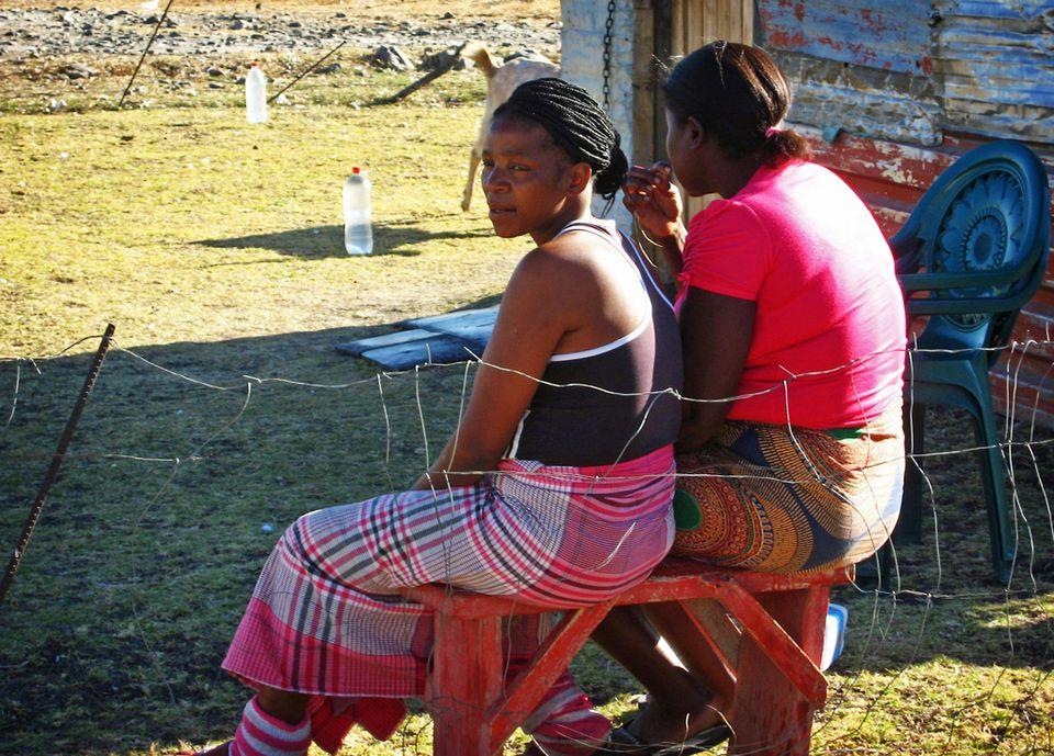 afrikan naiset Pori