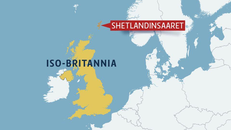 Shetland Saaret
