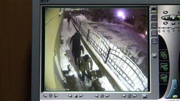 Video: Valvontakuvaa murtautujista