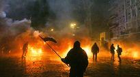 Mielenosoitus Kiovassa