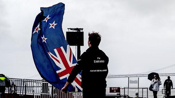 Uuden Seelannin Lippu