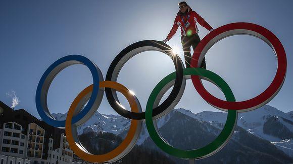 Olympiarenkaat