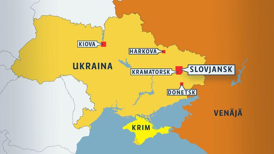 Ukraina Uutiset