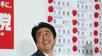 Japani pääministeri Shinzo Abe