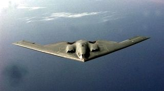 B-2-häivepommikone.