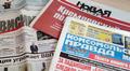 Venäläisiä lehtiä.
