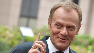 Puolan pääministeri Donald Tusk.