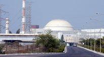 Bushehrin ydinlaitos Iranissa.