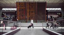 Charles de Gaullen lentoasema Pariisissa.