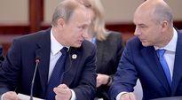 Putin ja Siluanov keskustelevat