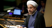 Hassan Rouhani.