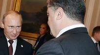 Vladimir Putin ja Petro Poroshenko tapaavat Milanossa.