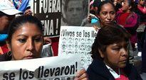 Video: Pääkaupungissa Mexicossa mielenosoittajat vaativat presidentin eroa.