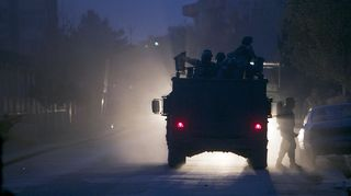 fganistanin turvallisuusjoukkoja.