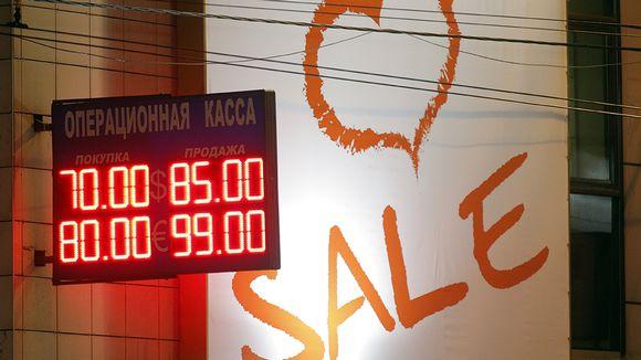 Osotoskeskus Moskovan ulkopuolella.