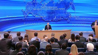 Video: Vladimir Putin.