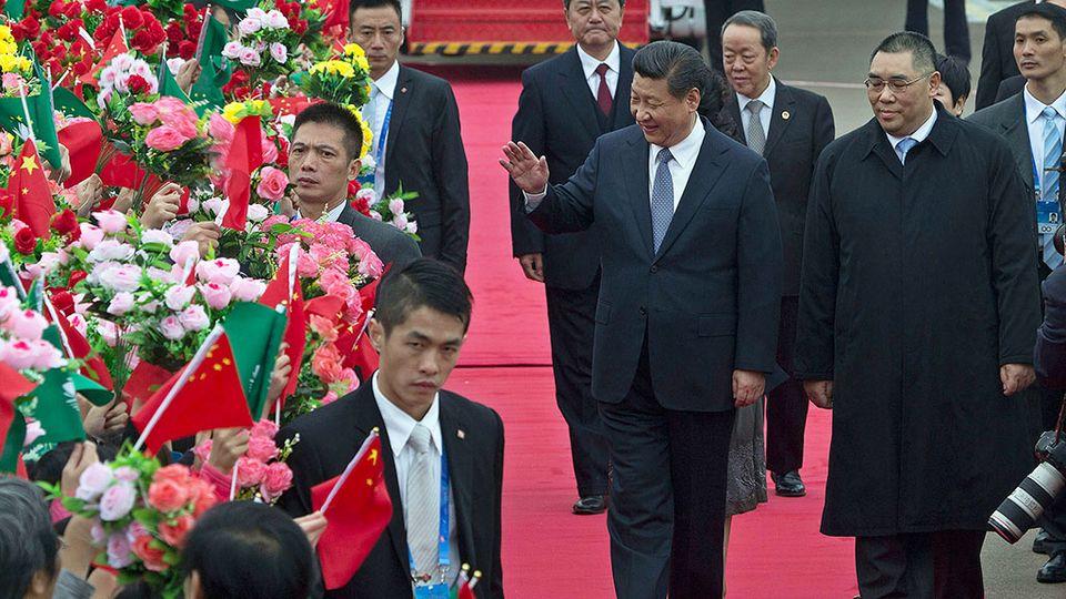 Kiinan presidentti muistuttaa Macaota yhden Kiinan politiikasta | Yle Uutiset | yle.fi