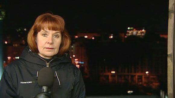Video: Yle Uutisten kirjeenvaihtaja Marja Manninen oli paikalla Maidanin aukiolla helmikuussa.