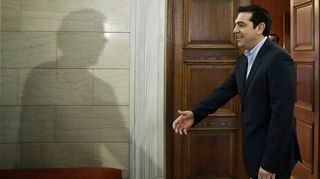 Kreikan pääministeri Aléxis Tsípras