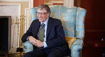 Bill Gates vierailulla Kanadassa 25. helmikuuta.