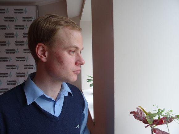 Ukrainalainen juristi Jaroslav Jurtshyshyn