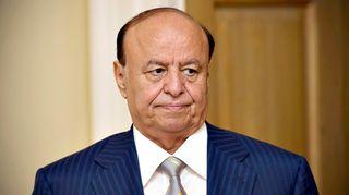 Abd-Rabbu Mansur Hadi.