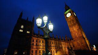 Britannia parlamenttitalo.