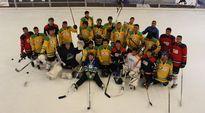 Video: Intian jääkiekkomaajoukkue