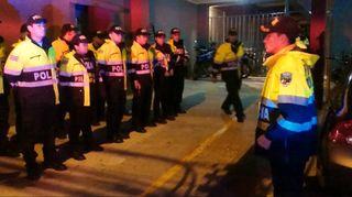 Video: Poliisien käskynjako Costa Ricassa.