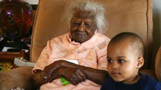 Video: Maailman vanhin nainen.