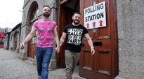 Irlannin kansanäänestyksen tuloksia odotetaan lauantai-illaksi.