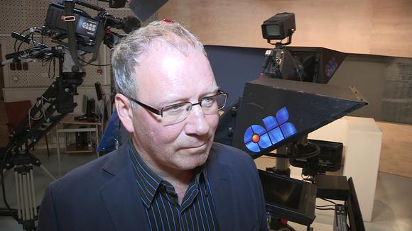 Viron yleisradioyhtiön hallituksen jäsen Ainar Ruussaar.